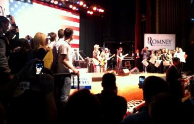 Kid Rock for Mitt Romney